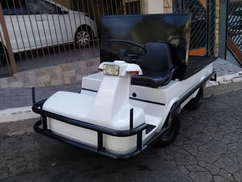 Carro Elétrico Carrega 900kg  Aceito Trocas Carro Moto...