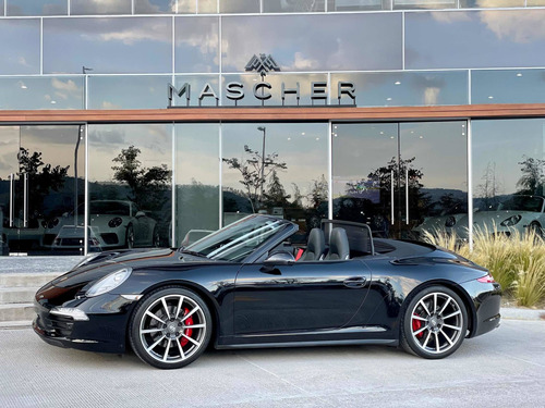 Imagen 1 de 15 de Porsche 911 2014 3.8 4s Cabriolet Carrera At
