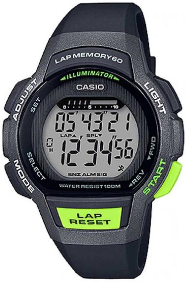 Relógio Casio Feminino Lap Memory60 Lws-1000h-1avdf Original