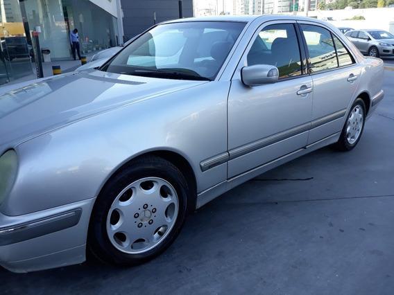 Mercedes-benz Clase E320 4 Puertas 2001 6 Cilindros Prety