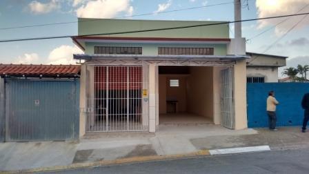 Salão Para Locação - Casa Branca - Suzano/sp