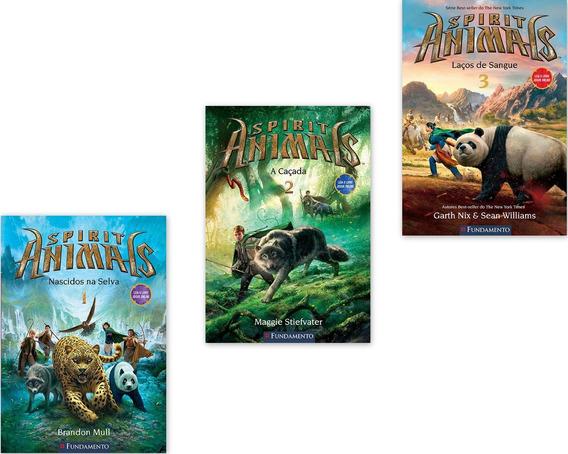 Coleção Spirit Animals 8 A 11 Anos - Leia E Jogue Online