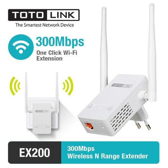 Extensor Wireless Toto