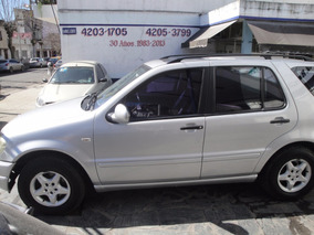 Mercedes Benz Ml 320 4x4 Aut. Blindaje Rb3