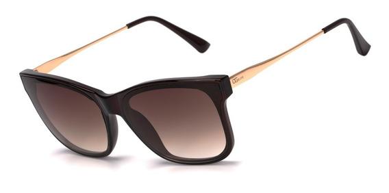 Oculos Ogrife Solar Feminino Og 1174-c Proteção Uv Original
