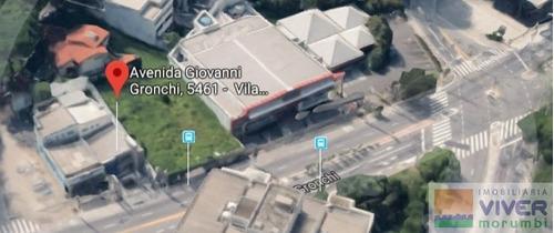 Imagem 1 de 13 de Terreno Para Venda No Bairro Morumbi Em São Paulo Â¿ Cod: Nm2581 - Nm2581