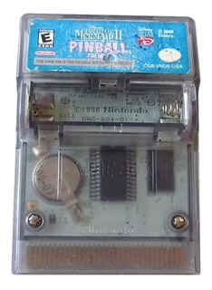 Disney The Little Mermaid 2 Pinball Frenzy Game Boy Color