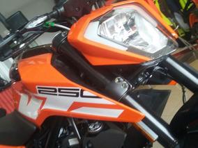 Ktm Duke 250 Naked Entrega Inmediata Moto No Yamaha No Honda