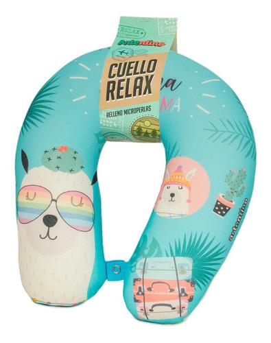 Pack Set 3 Almohada Cuello Relax Regalo Hombre Mujer Niños