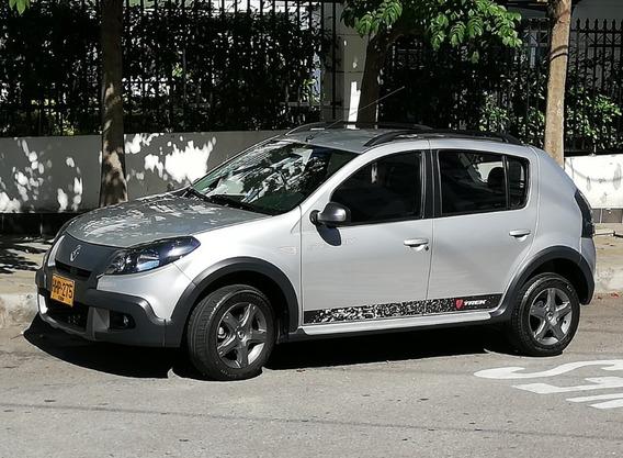 Renault Sandero Stepway Dynamique Full Equipo
