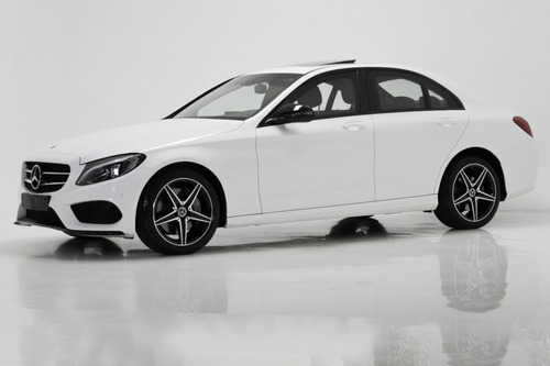Mercedes-benz C 300 2.0 Cgi Sport 9gtronic Blindado