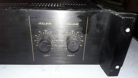 Nashiville Amplificador 2 Canais 600w Na 2200 Pro (aa151)