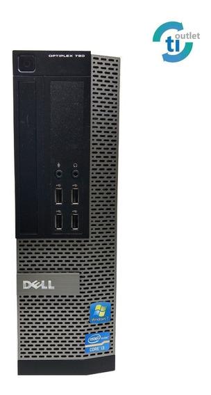 Computador Dell Optiplex 790 Completo Cpu I3 4gb 500gb Slim