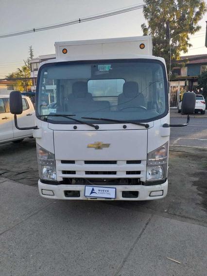 Chevrolet Nkr 3.0 E4 Diesel Mecanico Año 2013