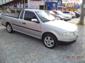Volkswagen Saveiro 1.6 City Total Flex 2p 97hp