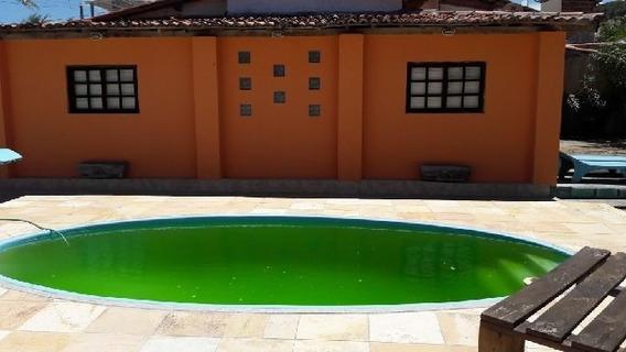 Casa Em Praia De Búzios, Nísia Floresta/rn De 239m² 3 Quartos À Venda Por R$ 230.000,00 - Ca301928
