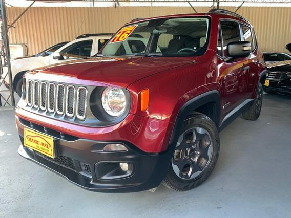 Jeep Renegade 1.8 Sport Aut