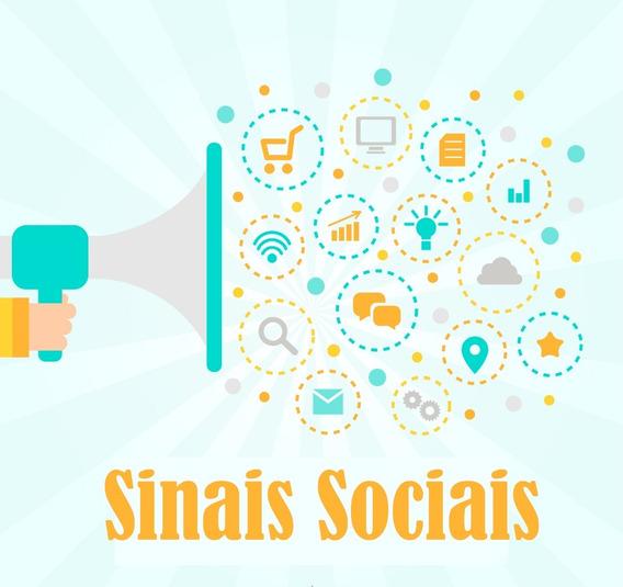 2700 Sinais Sociais Pr9 Aumentar Sua Autoridade E Page Rank