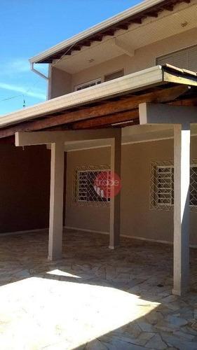 Imagem 1 de 20 de Casa Com 4 Dormitórios À Venda, 160 M² Por R$ 650.000,00 - Nova Ribeirânia - Ribeirão Preto/sp - Ca1554