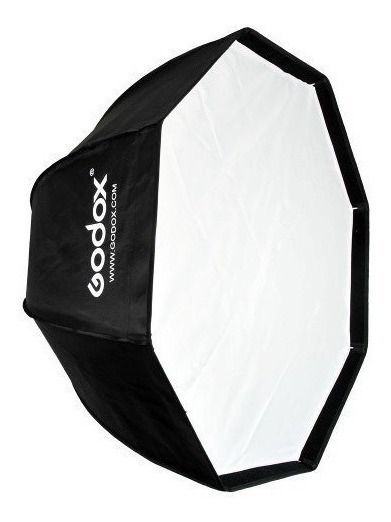 Softbox Universal Octabox 95cm Para Flashes E Luz Continua