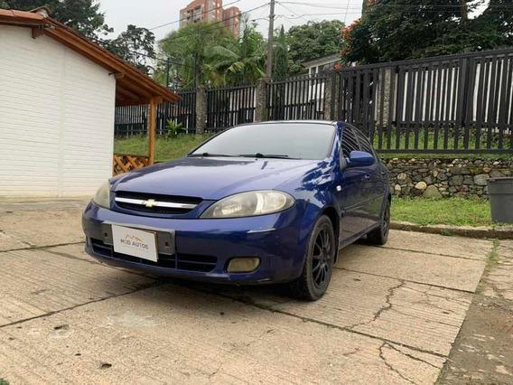 Chevrolet Optra 1.8 Mt En Cuero