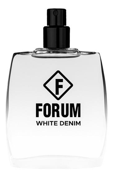 White Denim Forum Eau De Cologne - Perfume Unissex 50ml