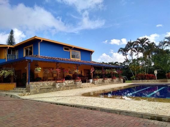 Vendo Finca Hotel En Fredonia- Suroeste Antioquia