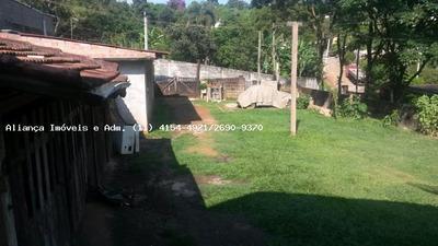 Chácara Para Venda Em Santana De Parnaíba, Votuparim, 4 Dormitórios, 1 Banheiro - 2499