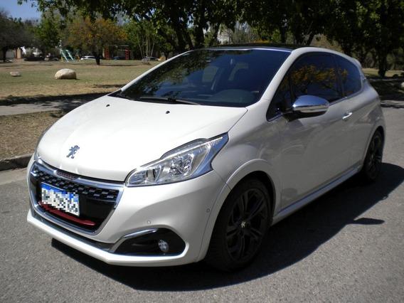 Peugeot 208 1.6 Gti 3 Ptas 2017