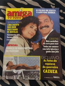 Amiga 994 Suzana Vieira Elba Xuxa Cazuza Magal Engenheiros H
