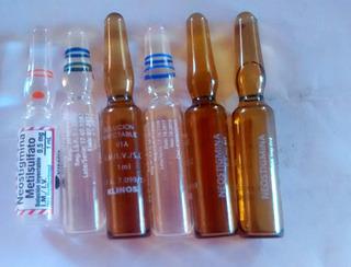Ampollas Neostigmina