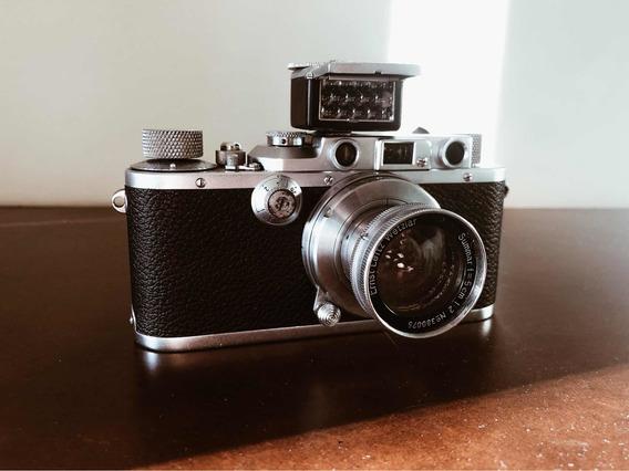 Leica Iii - 1936 Perfeita