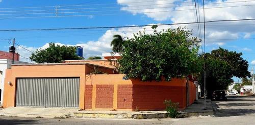 Casa En Venta En Mérida Col Garcia Gineres En Esquina