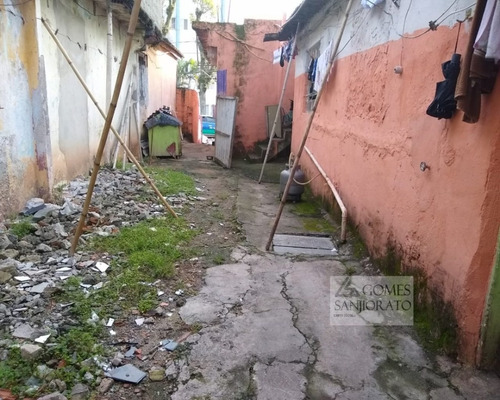 Imagem 1 de 2 de Terreno A Venda No Bairro Jardim Anchieta Em Mauá - Sp. - Te00070 - 69542358