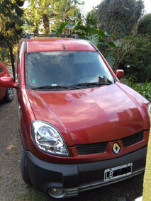 Renault Kangoo 2 Authentic Plus 1.6 16v Nafta