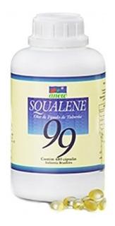 Esqualeno - Squalene 99 Anew Produto Novo 480 Cápsulas