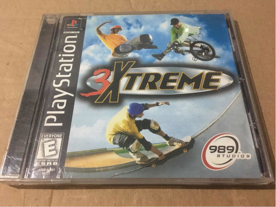 3xtreme - Ps1