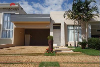 Casa Residencial À Venda, 180m², Condomínio Reserva Real, Paulínia. - Codigo: Ca0145 - Ca0145