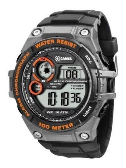 Relógio X-games Digital Masculino Xmppd321 Bxpx