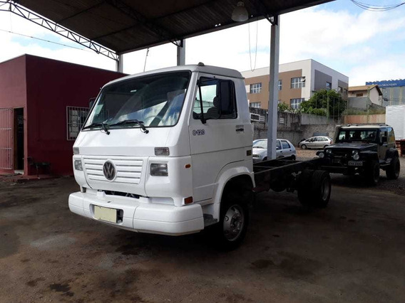 Vw 8120 Worker No Chassis Ano 2001 ,aceita Troca !!!!
