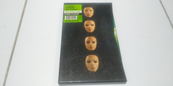 Cd Pink Floyd - Is There Anybody Out There? (box Raro)