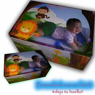 Caja Con Foto Personalizado (26x16x20)