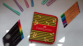 Estojo Faber-castell