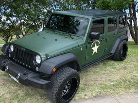Jeep Wrangler 3.6 Unlimited Black Bear 4x4 At