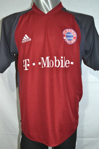 Camiseta Bayern Munich, adidas 2002. Talle M