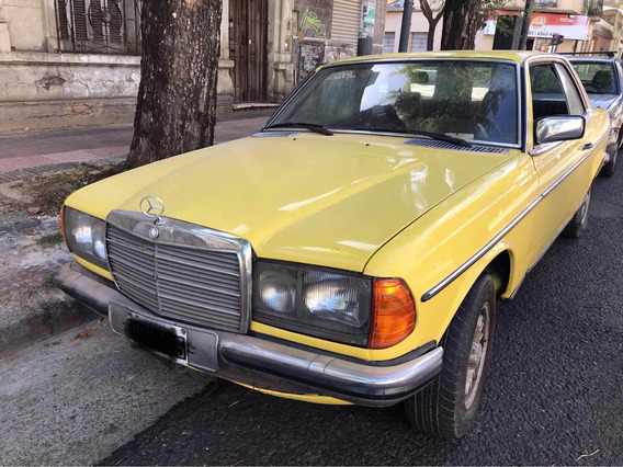 Mercedes Benz 230 1981 Ce Coupe. Buen Estado 180mil Km