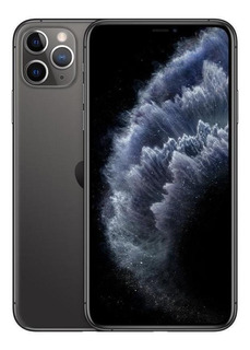 iPhone 11 Pro Apple 512gb Tela 5,8 4k Dual Sim Cinza Nf-e