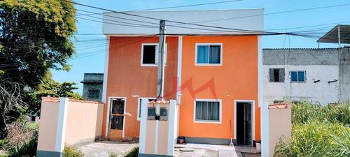 Casa Com 2 Quartos À Venda, 64 M² Por R$ 159.000 - Vista Alegre - São Gonçalo/rj - Ca0184