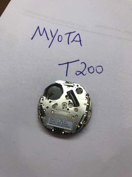 Circuito Máquina Myota T 200