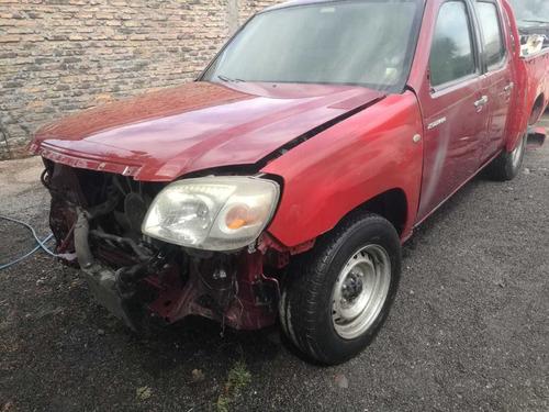 Mazda Bt 50 Año 2006-2012 2.5 En Desarme